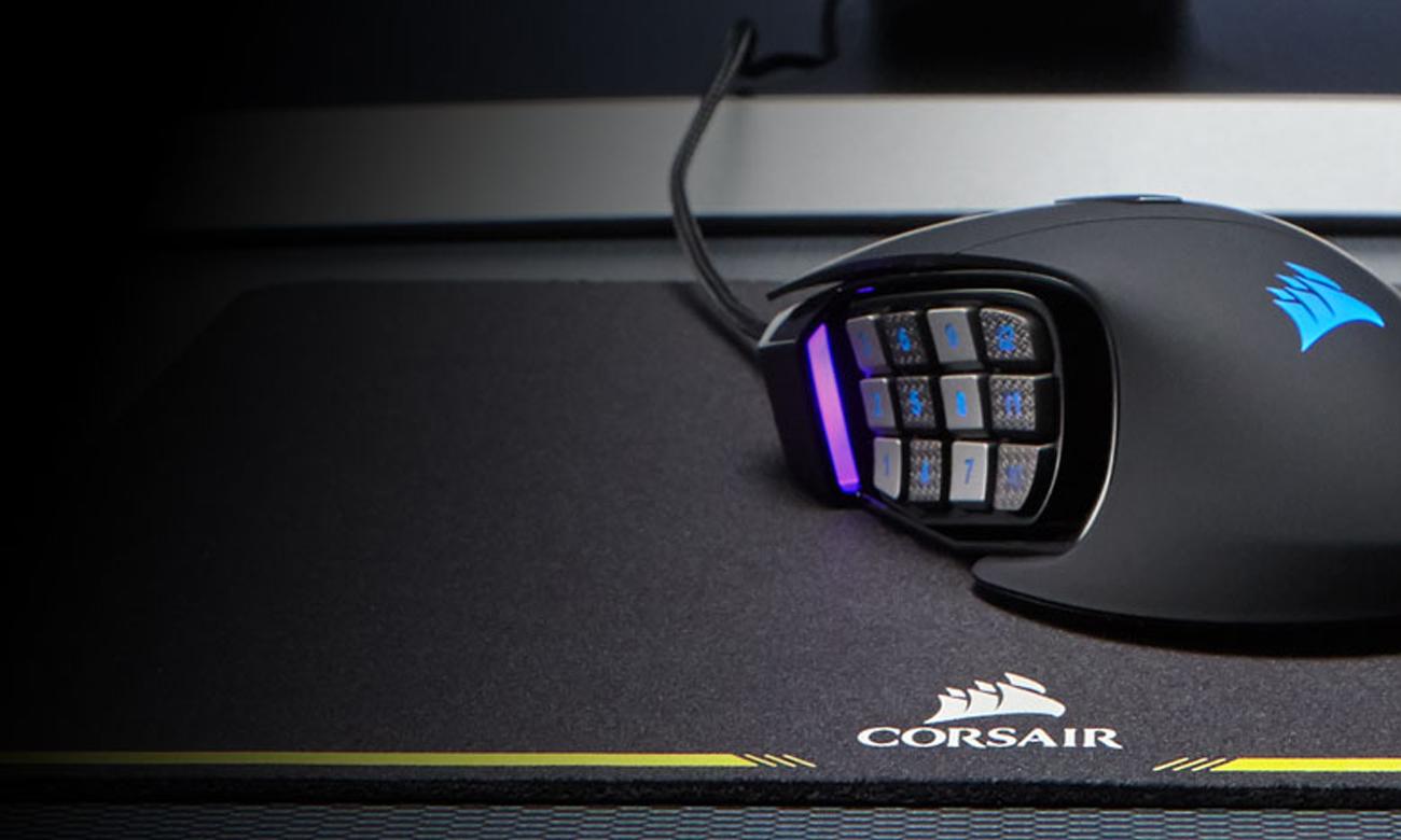 Corsair Scimitar PRO RGB Komfort