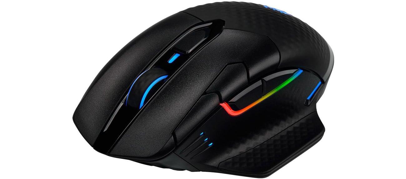 Mysz dla graczy Corsair Dark Core Pro