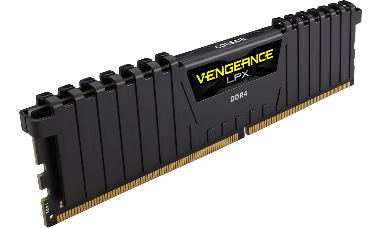 Pamięć DDR4 Corsair 16GB 2400MHz Vengeance LPX Black CL16