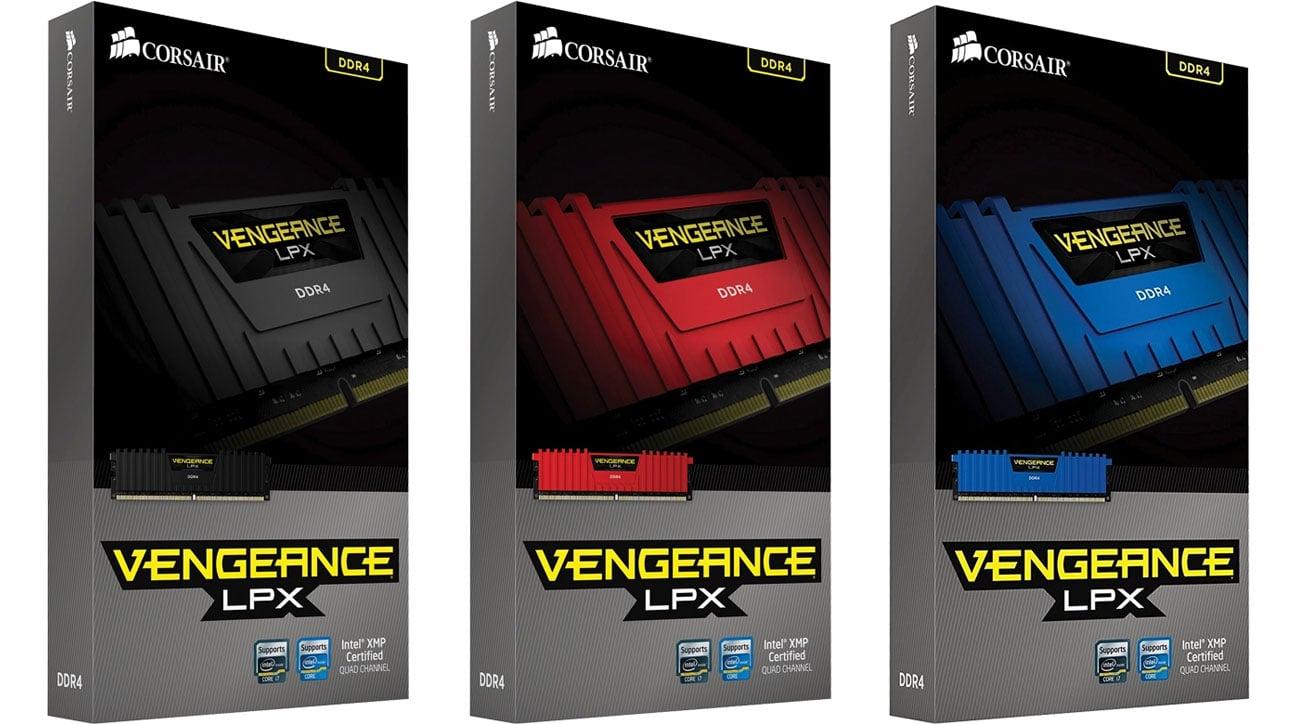 Pamięć DDR4 Corsair