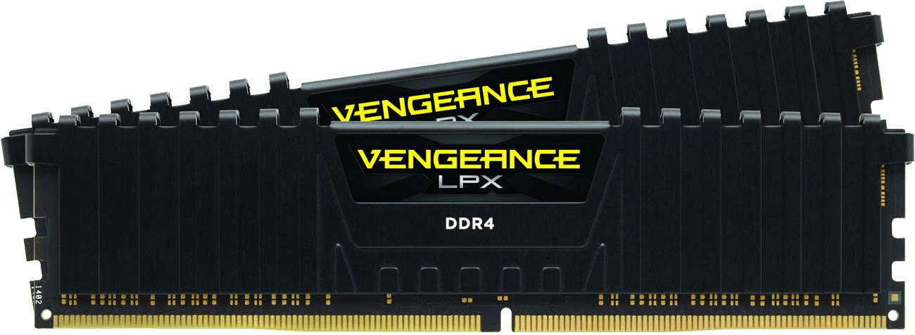 Pamięć DDR4 Corsair 8GB 3000MHz Vengeance LPX Black CL15 2x4096