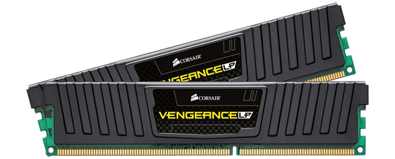 Pamięc RAM DDR3 Vengeance Low Profile CL9 wysoka wydajnosc niski profil