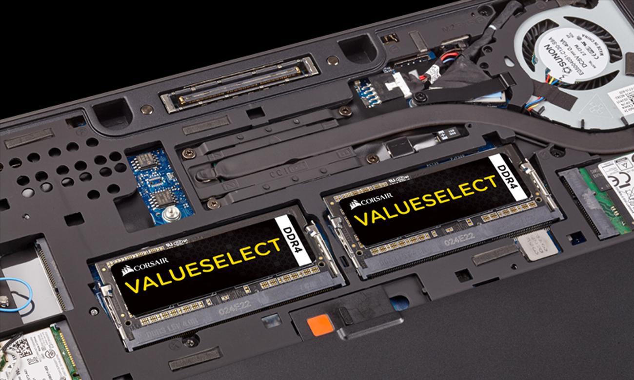 Pamięć Corsair ValueSelect  4GB