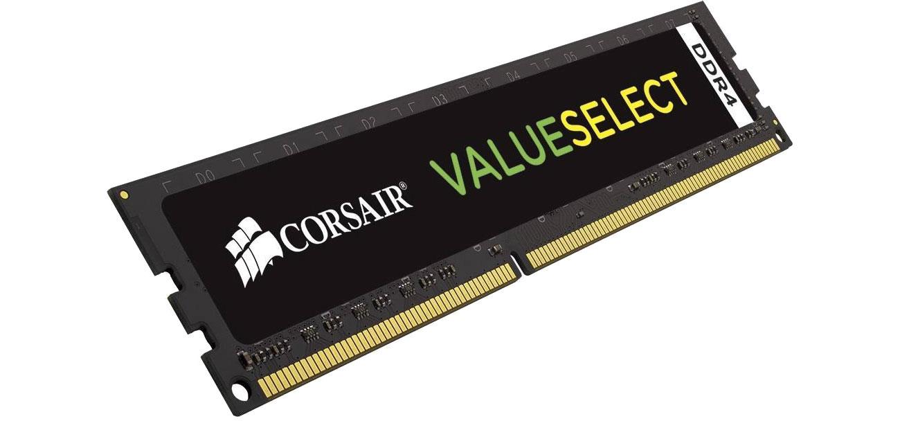 Pamięć RAM DDR4 Corsair 4GB 2133MHz ValueSelect CL15