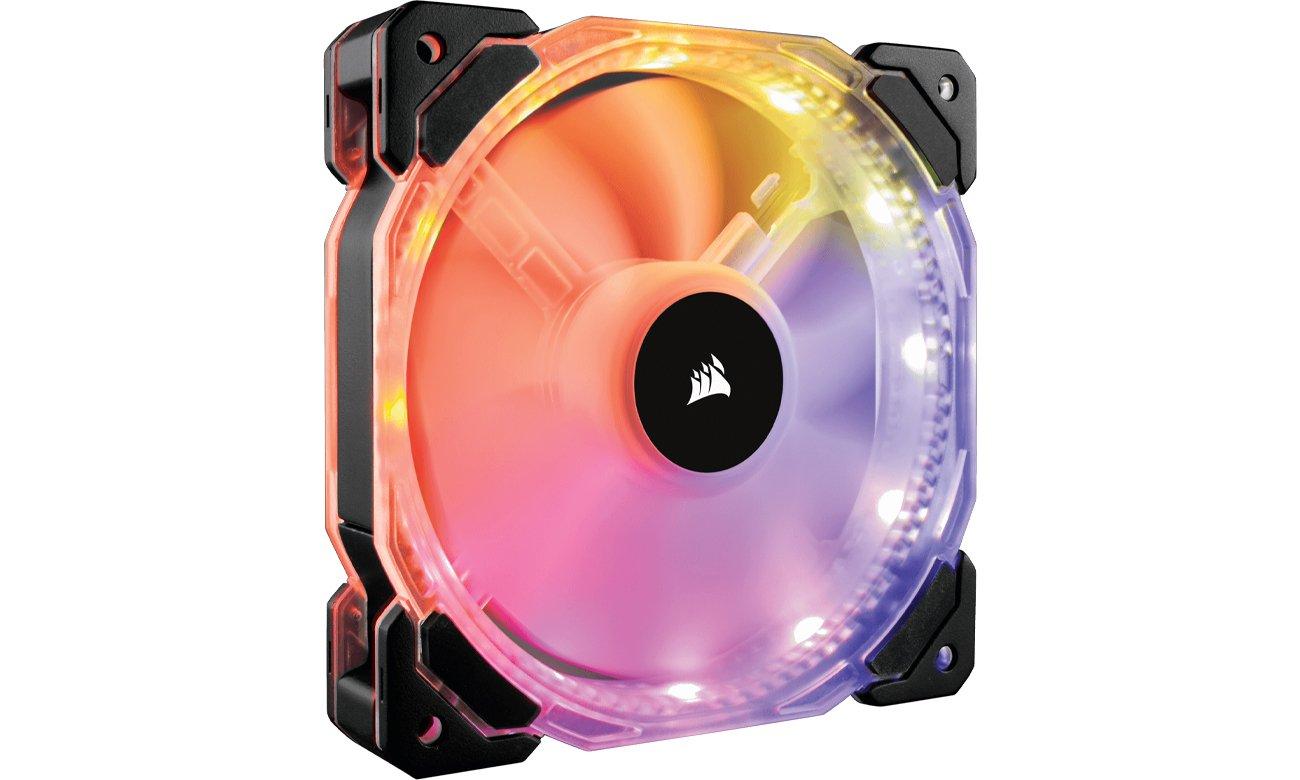 Corsair HD120 RGB LED podświetlenie LED
