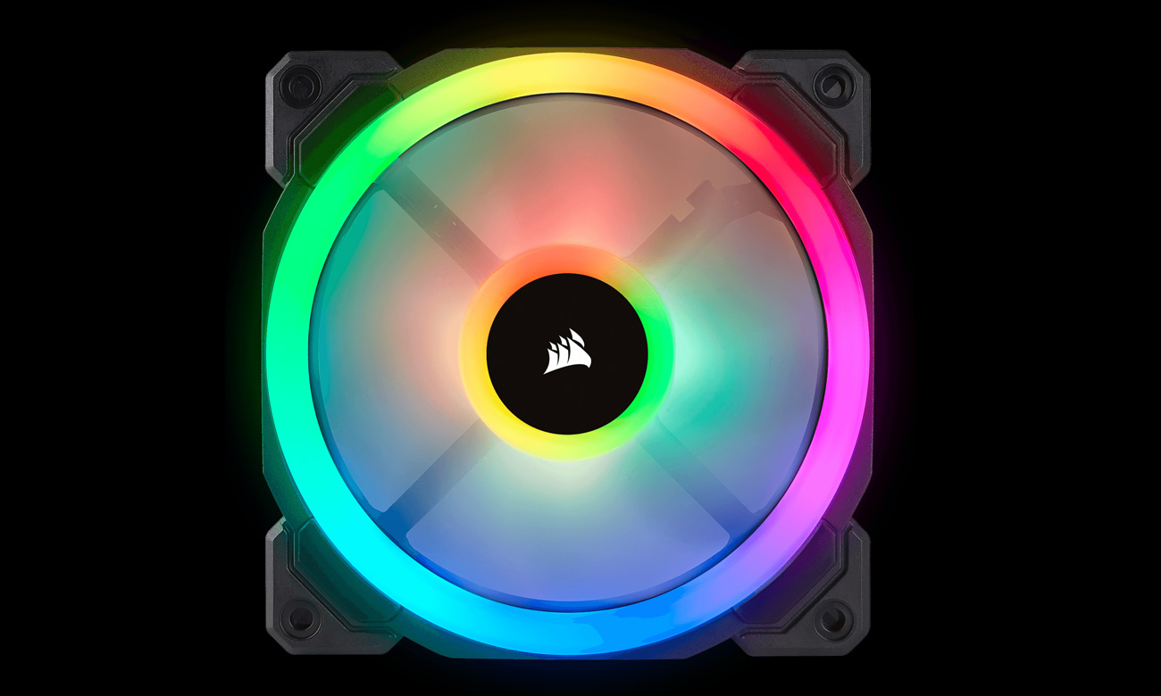 Wentylator Corsair LL120 RGB LED