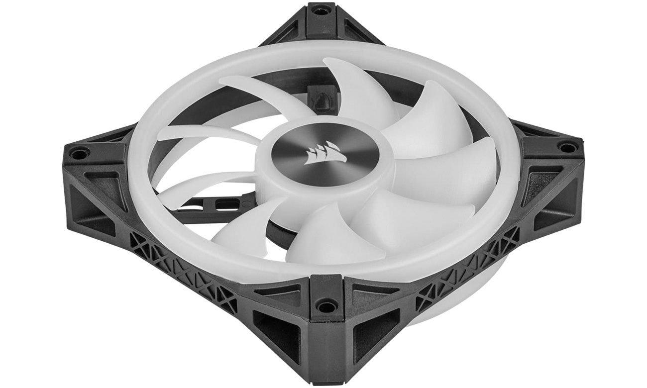 Corsair iCUE QL120 - Konstrukcja