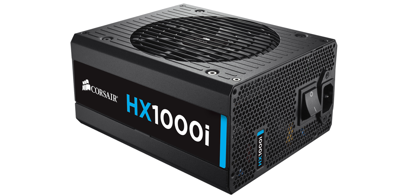 Corsair HX1000i 1000W Platinum