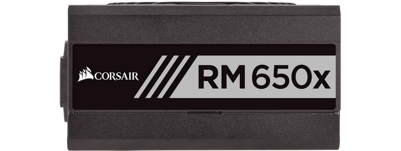 Corsair RM650X 650W Gold BOX modularny