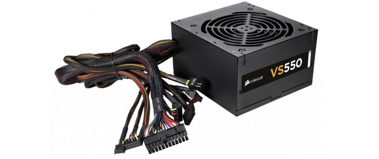 Corsair VS550 550W 80PLUS