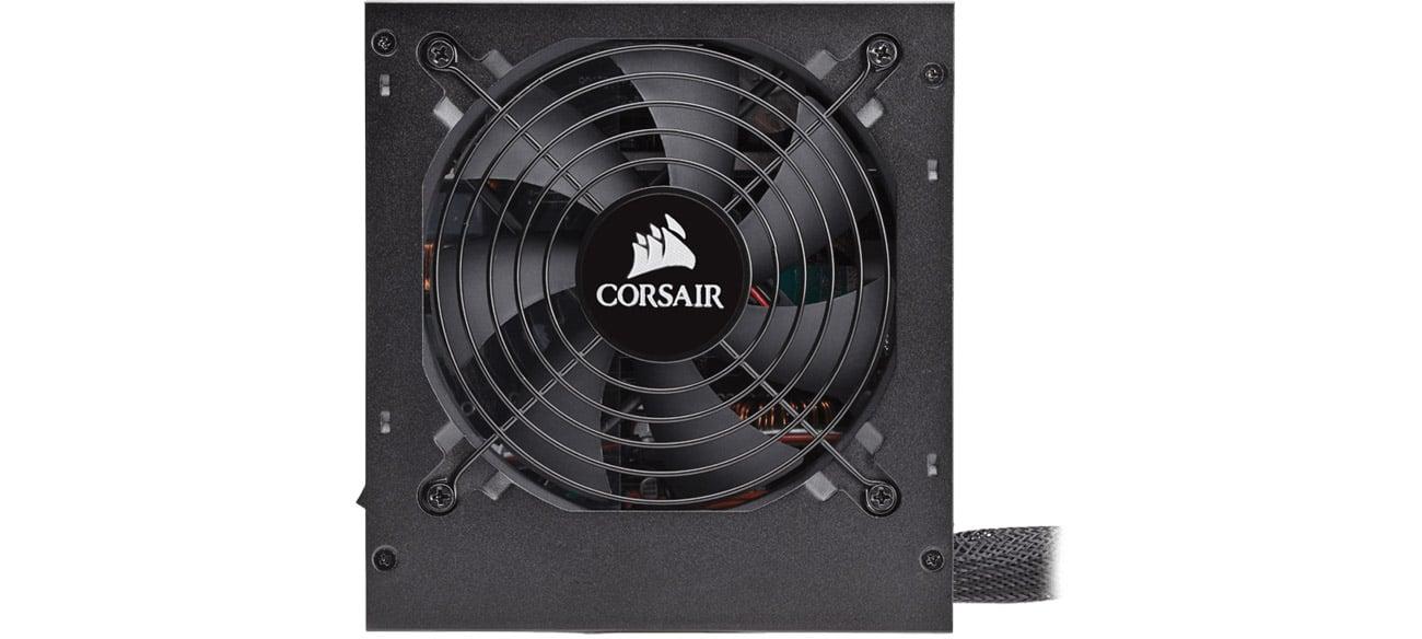 Zasilacz komputerowy Corsair 450W - chłodzenie
