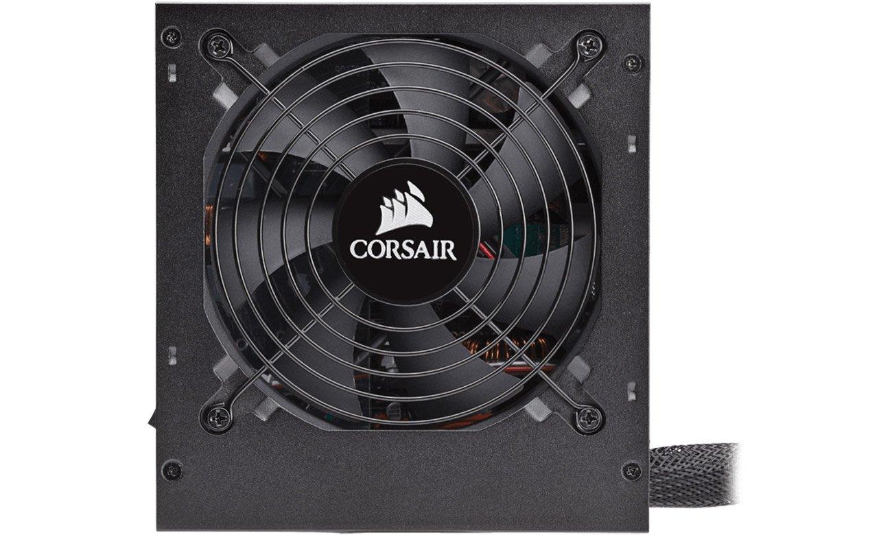 Corsair CX650M 650W Bronze chłodzenie