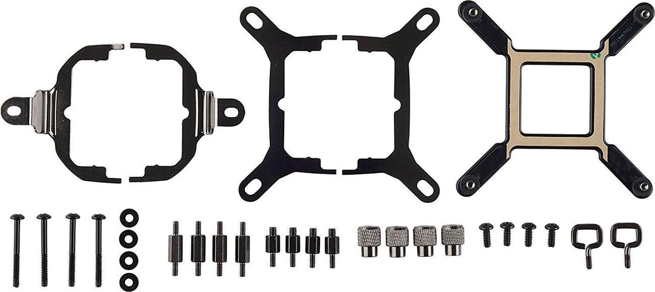 Corsair Hydro Series H60 Akcesoria montażowe Intel & AMD