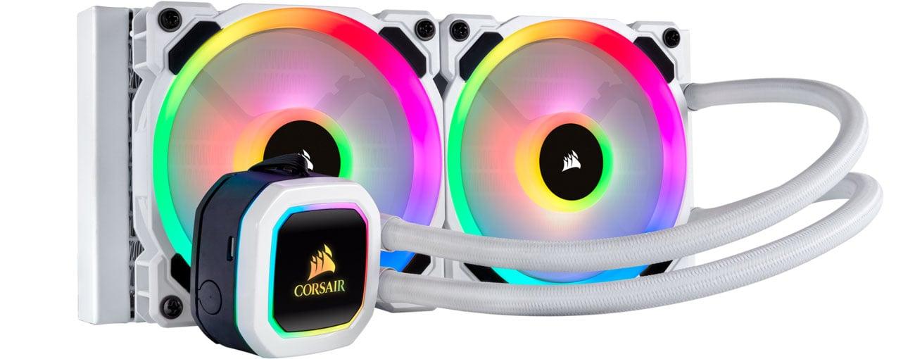 Chłodzenie wodne Corsair H100i RGB Platinum SE CW-9060041-WW