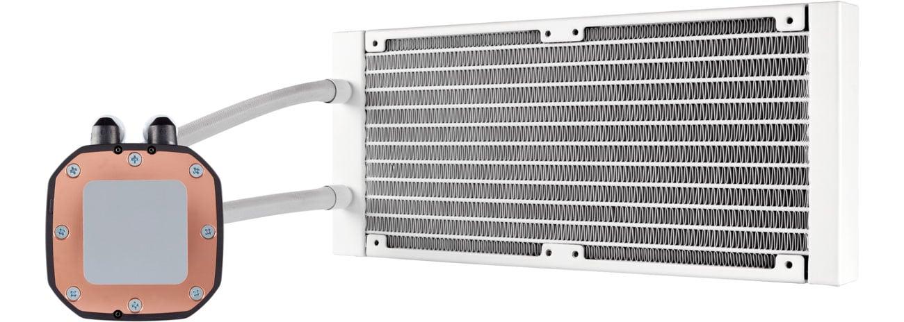 Corsair H100i RGB Platinum SE Radiator, blok wodny