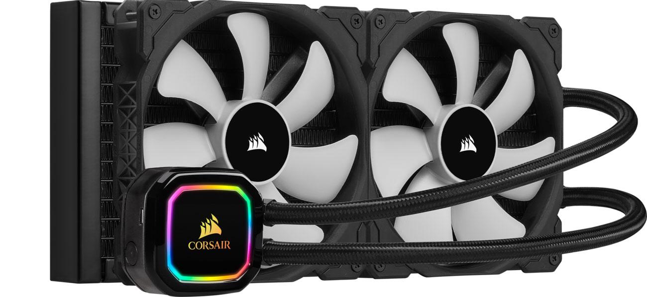Chłodzenie procesora Corsair iCUE H115i RGB PRO XT 2x140mm CW-9060044-WW