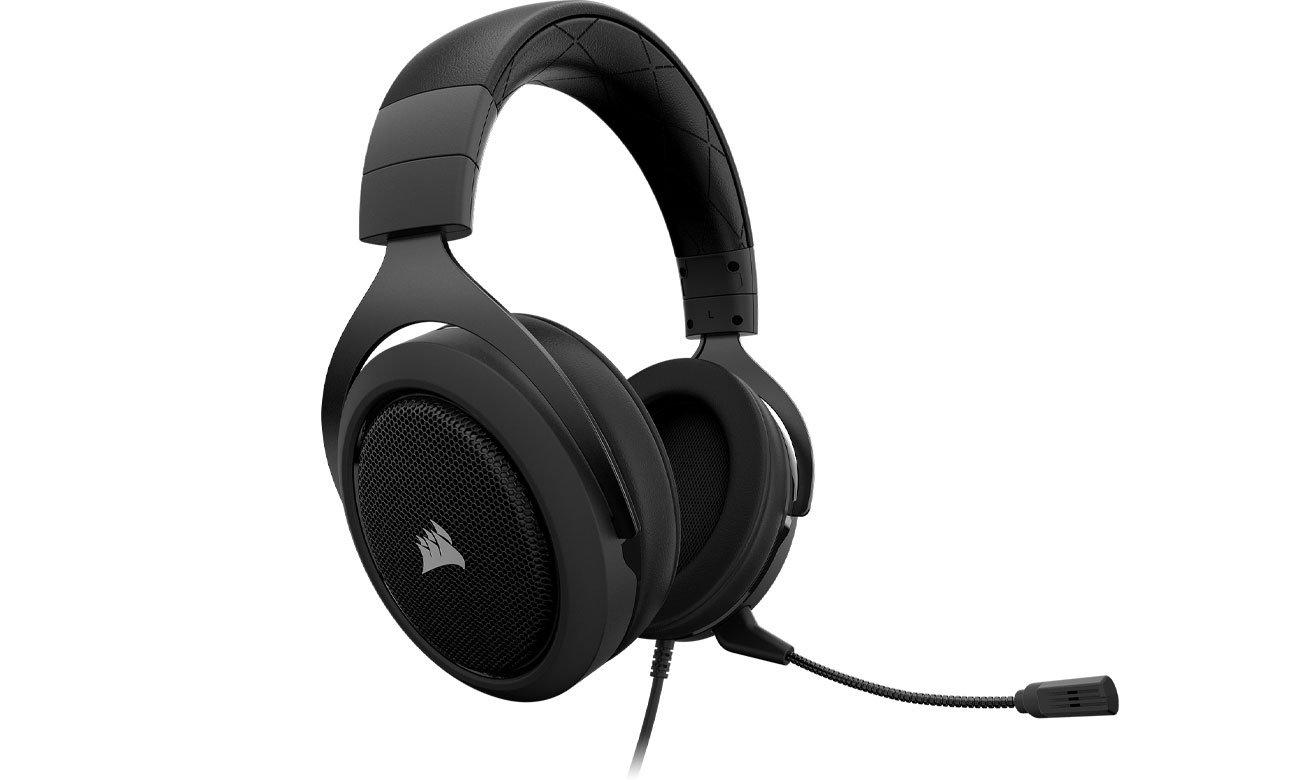 Essential Gaming Bundle Słuchawki Corsair HS50