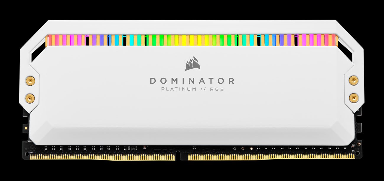 Corsair Dominator Platinum RGB Moduł pamięci, radiator