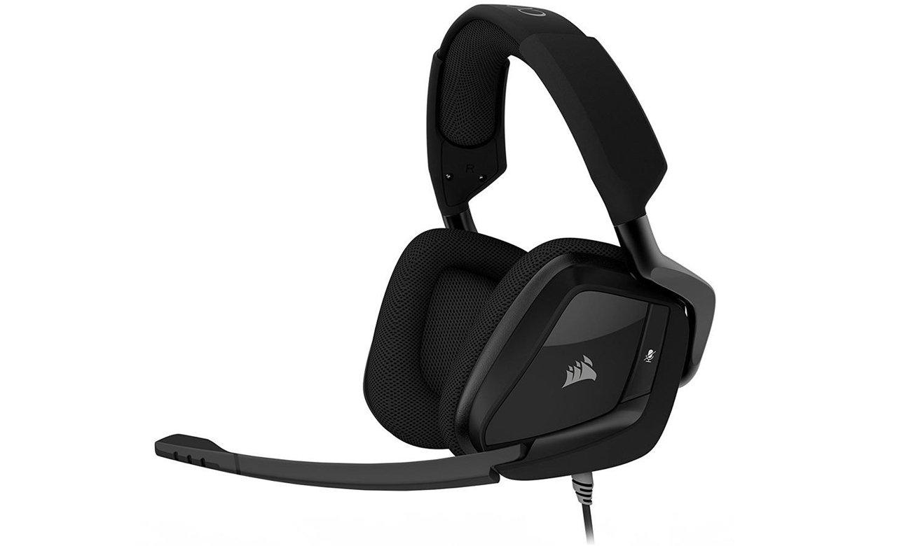 Słuchawki przewodowe Corsair Gaming VOID PRO Czarne