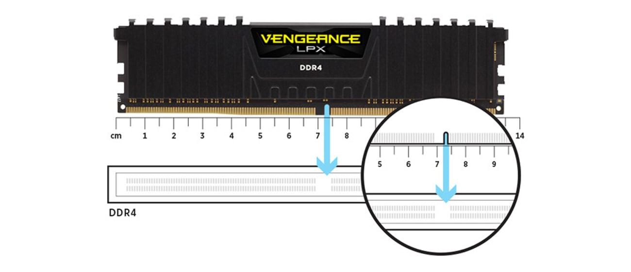 16GB 2400MHz Vengeance LPX Black CL14
