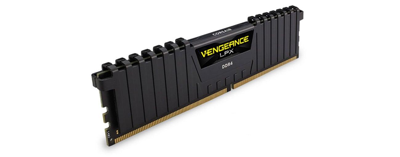 Pamięć DDR4 Corsair 8GB 2400MHz Vengeance LPX Black CL14 2x4096 wysoka jakość