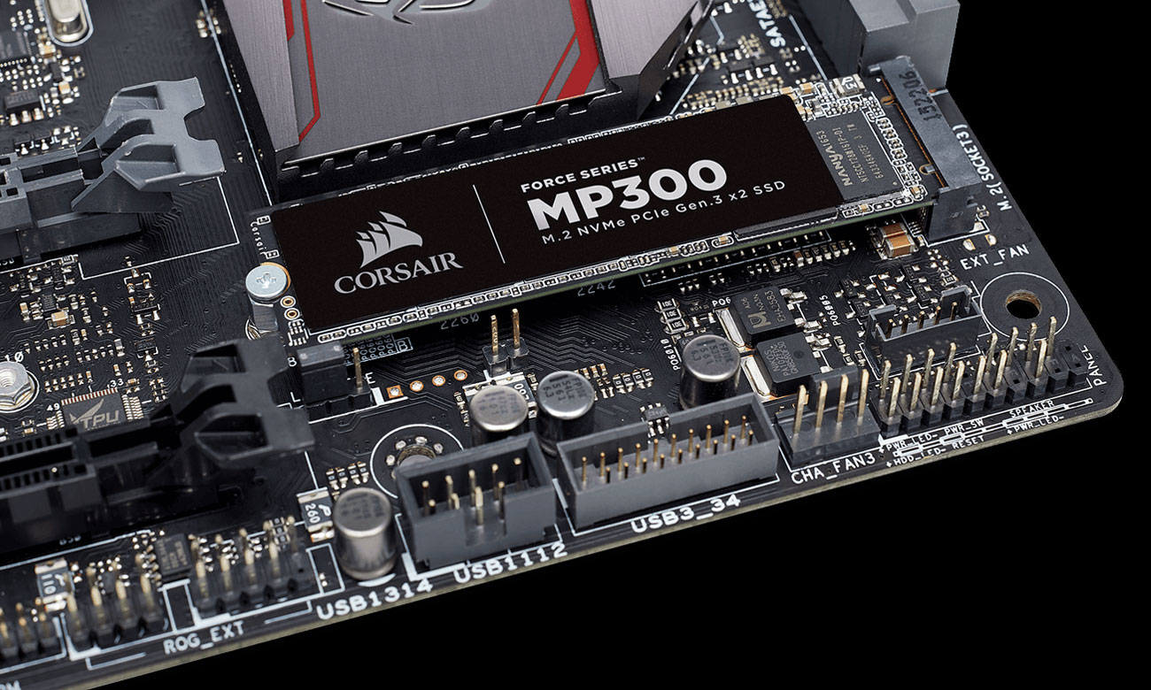 Corsair MP300 SSD M.2