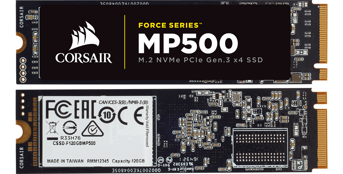 Corsair Force Series MP500 CSSD-F120GBMP500