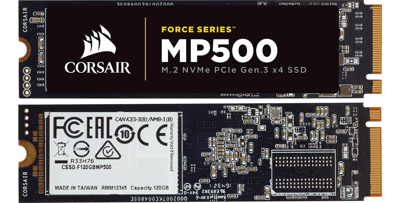Corsair Force Series MP500 CSSD-F480GBMP500