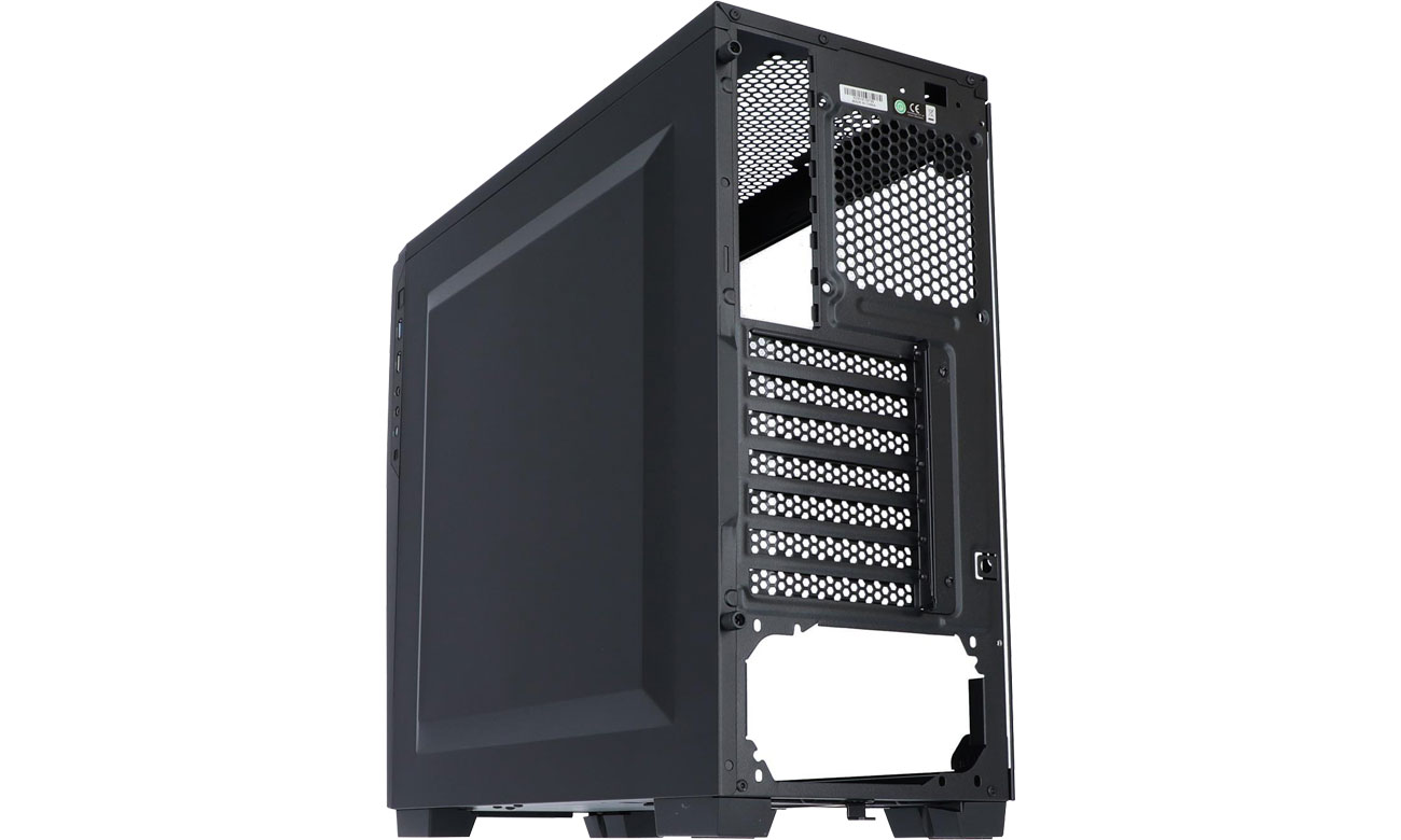Corsair Carbide Series Spec-04 TG - Widok z tyłu