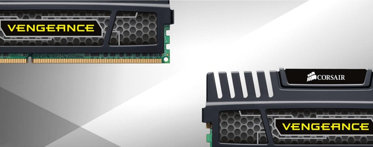 Corsair Vengeance XMP bezpieczne podkręcanie pamięci