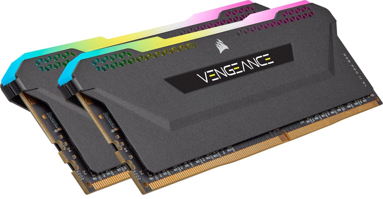 Pamięć RAM Corsair Vengeance RGB PRO SL CL18 2x16GB