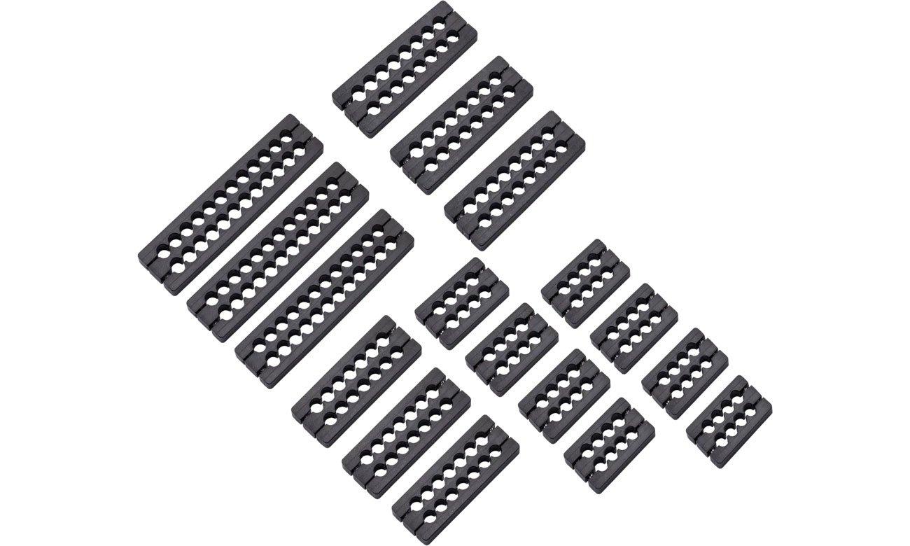 Narzędzie serwisowe Corsair Grzebień na kable Premium Combo Kit