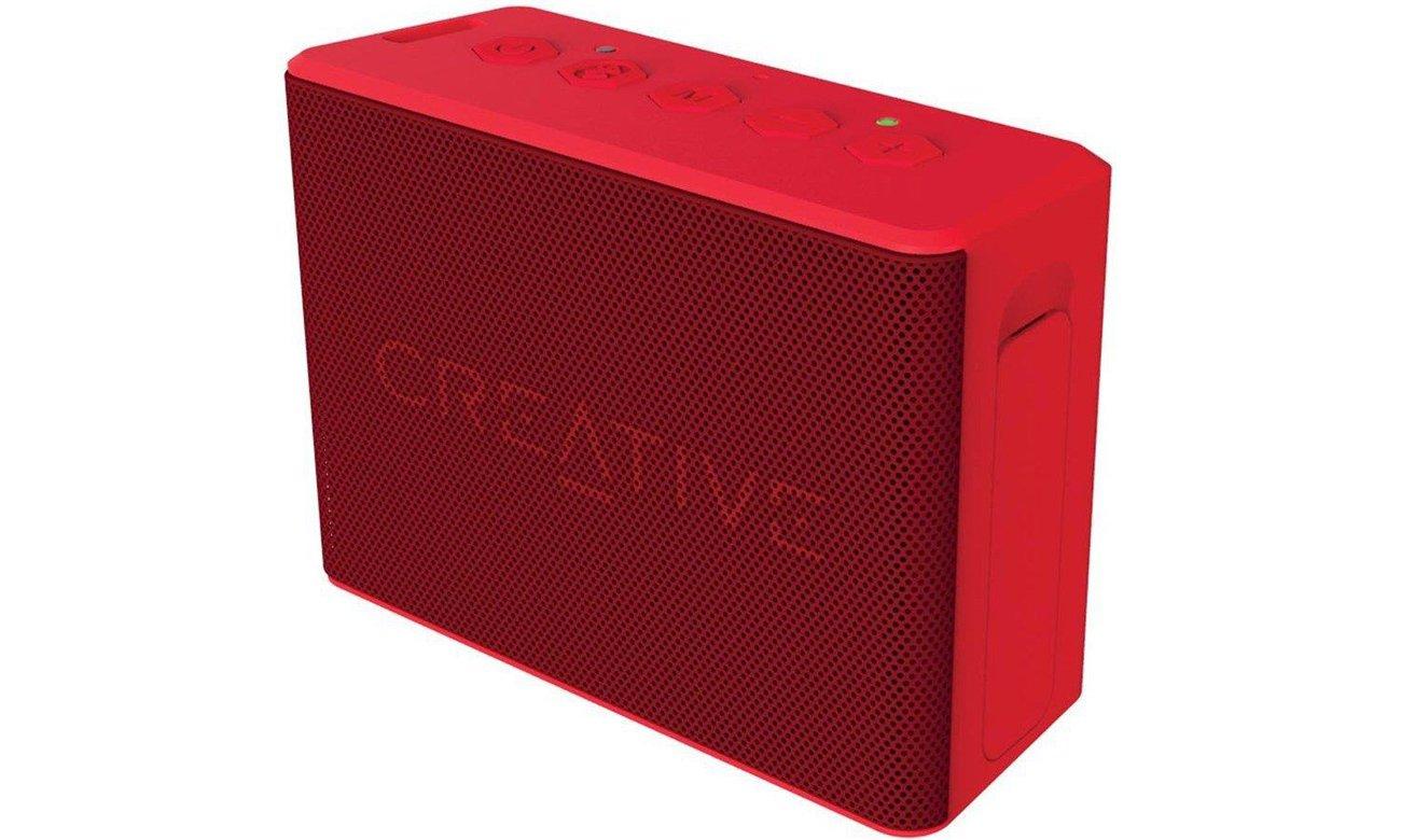 Creative Muvo 2c czerwony