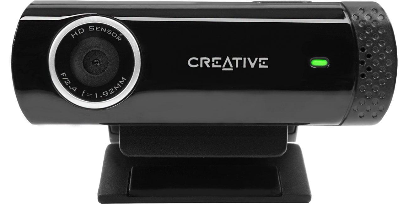 Creative Live! Cam Chat HD widok od góry