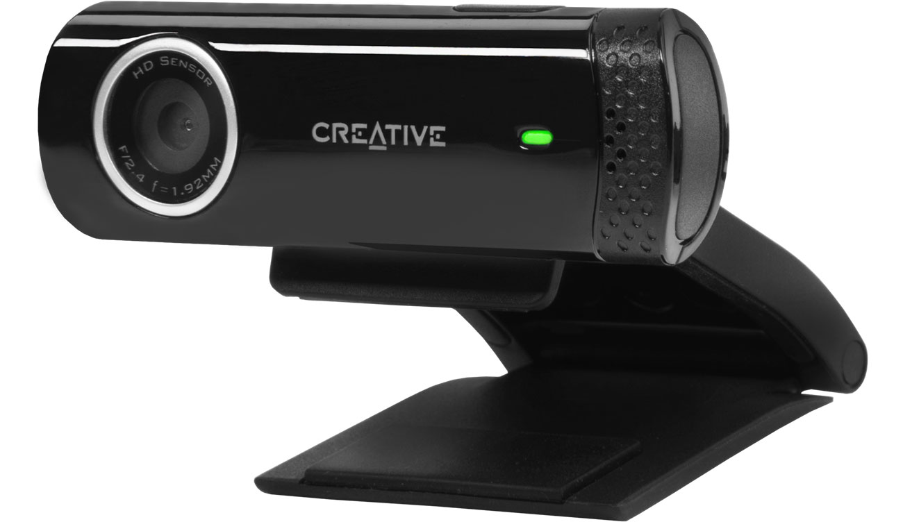 Kamera internetowa Creative Live! Cam Chat HD 73VF070000001