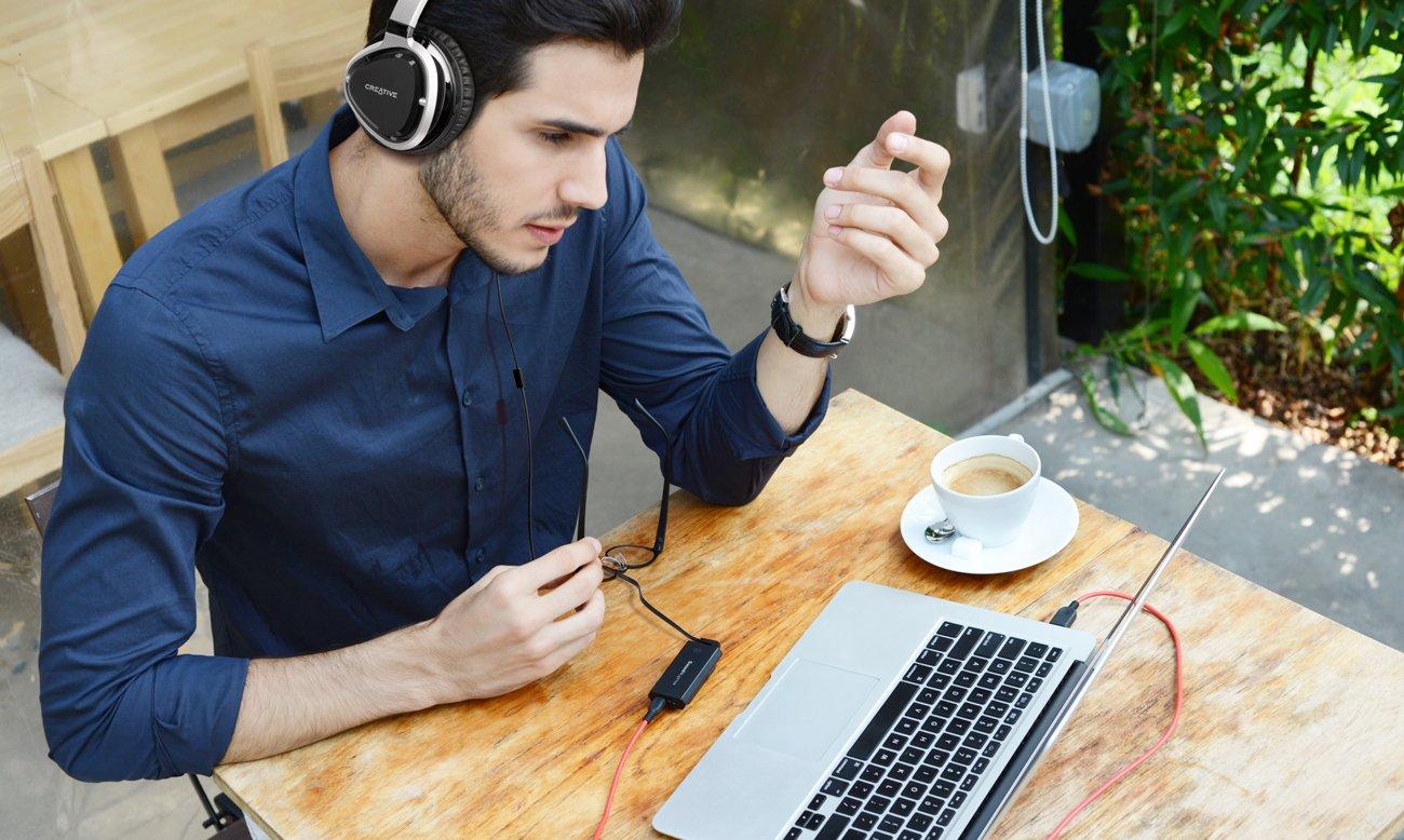 Karta muzyczna Creative Sound Blaster E1