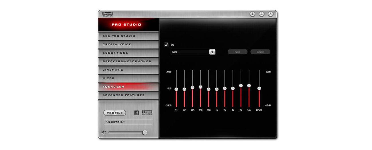 Karta muzyczna Creative Sound Blaster E3