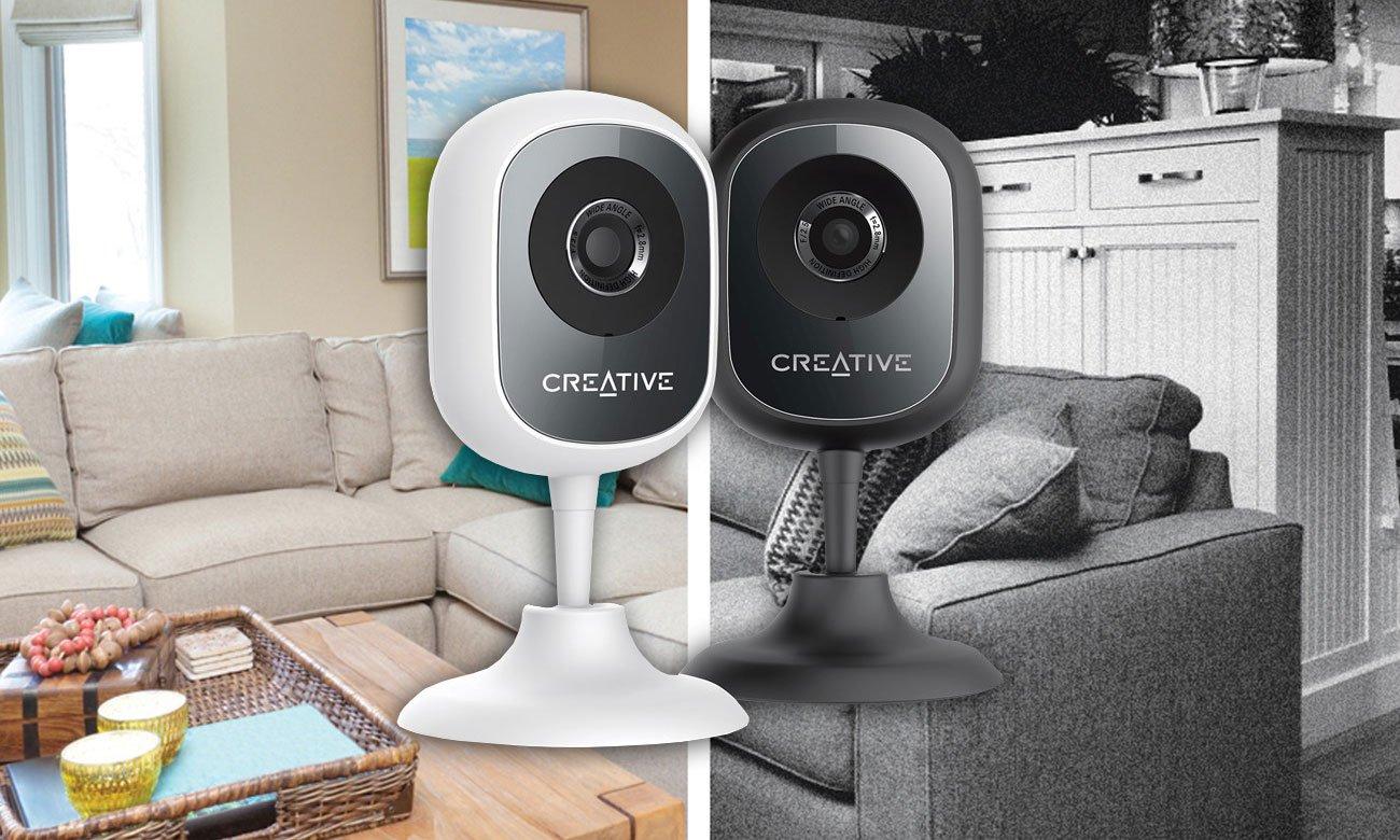 Kamera Creative Live! Cam IP Tryb nocny