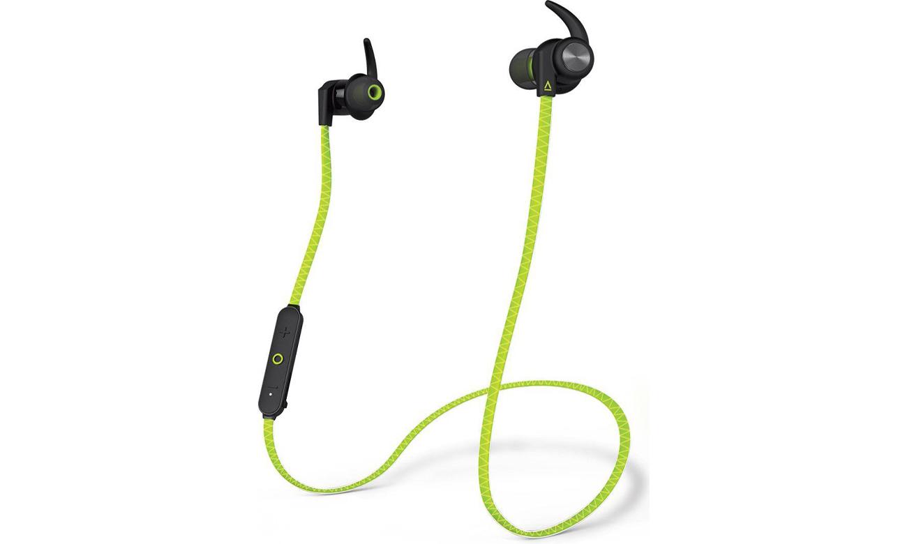 Słuchawki Creative Outlier Sports zielone