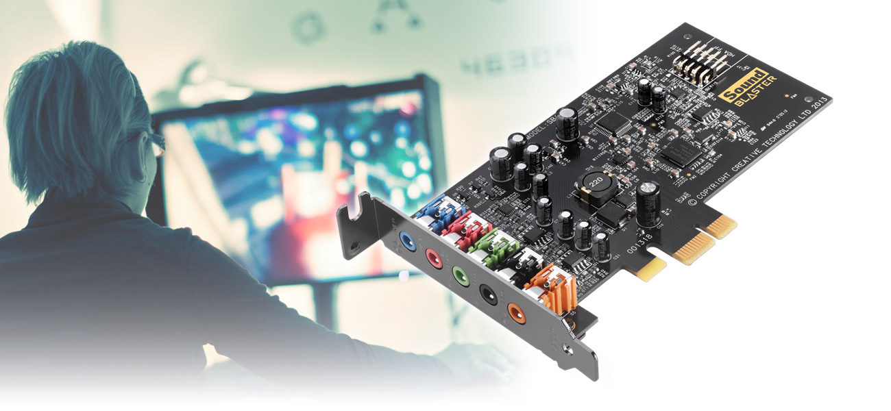 Creative Sound Blaster Audigy FX (PCIE) OEM 30SB157000001