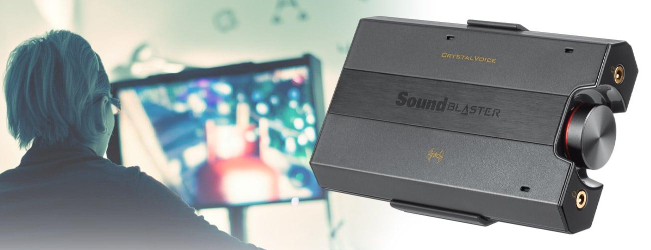 Karta muzyczna Creative Sound Blaster E5 70SB159000001