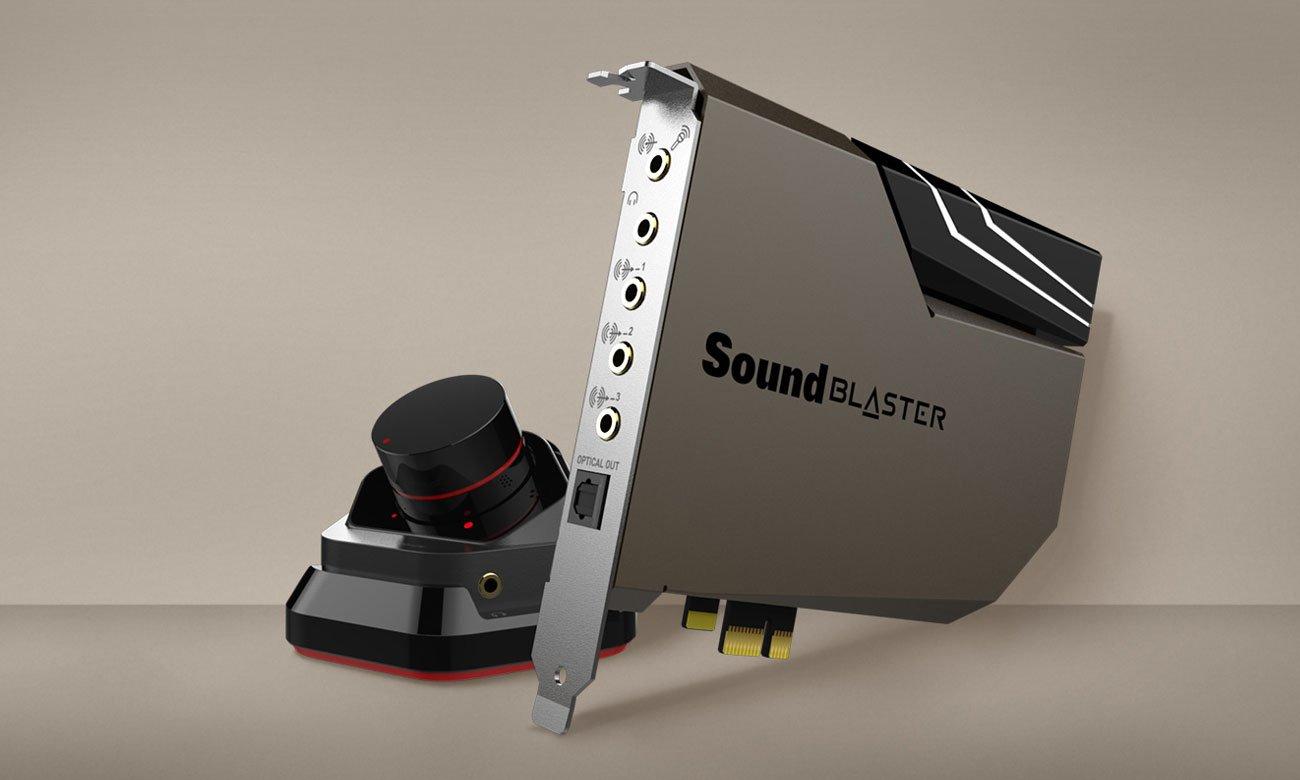 Karta dźwiękowa Creative Sound Blaster AE-7 70SB180000000