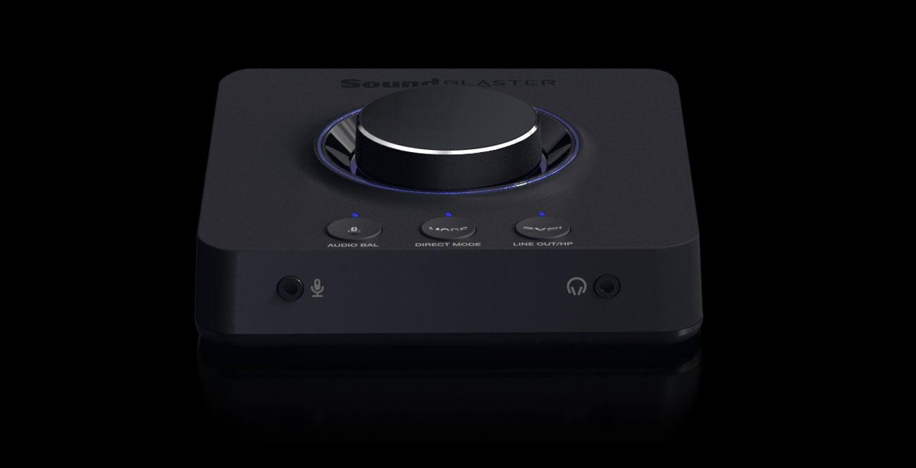Karta dźwiękowa Creative Sound Blaster X3 70SB181000000