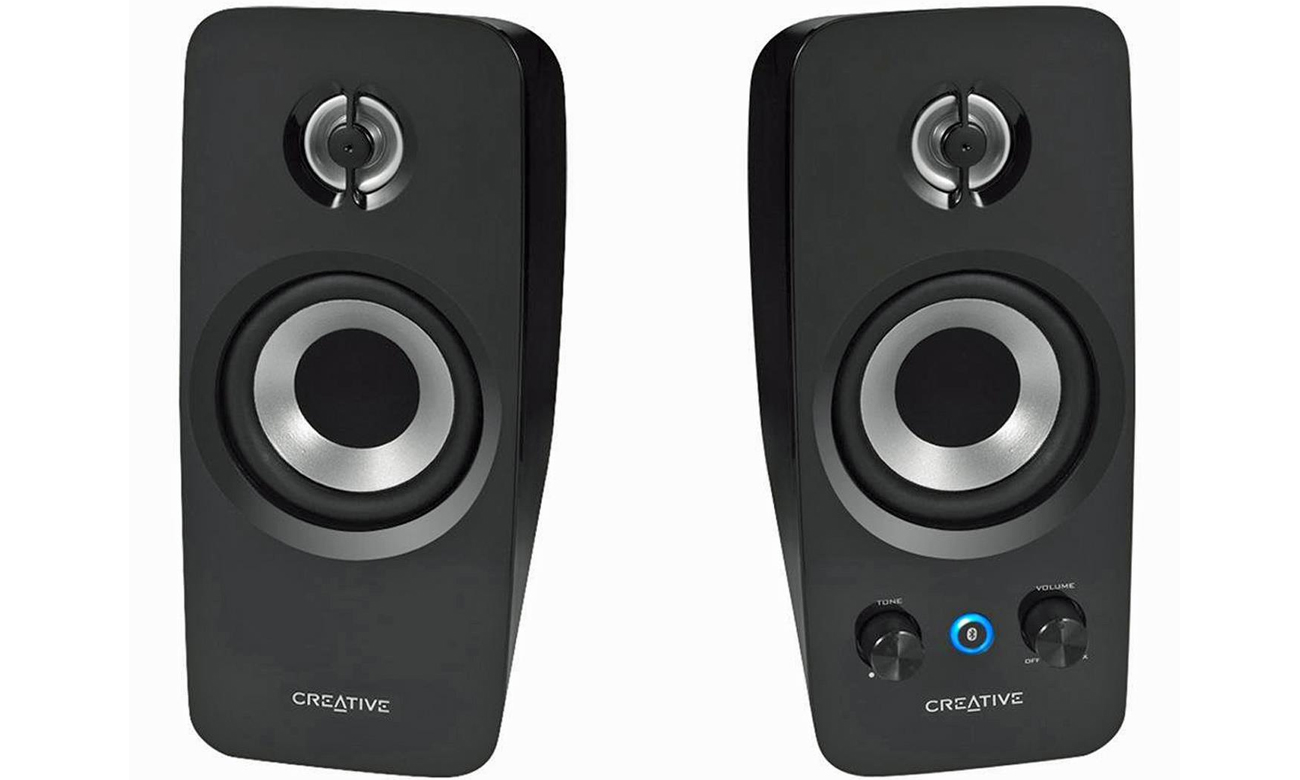 Creative 2.0 T15 Bluetooth input