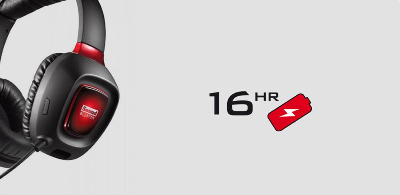 Słuchawki przewodowe Creative Tactic 3D Rage Wireless