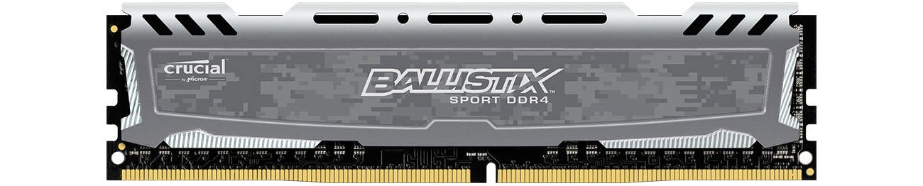 Crucial 8GB 2666MHz Ballistix Sport CL16 (2x4GB) BLS2C4G4D26BFSB