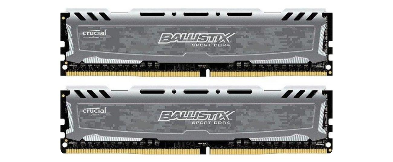 Crucial 2400MHz Ballistix Sport 16GB BLS2C8G4D240FSB