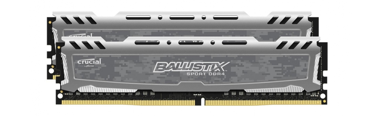 BLS4G4D240FSB 4GB 2400MHz Ballistix Sport LT CL16