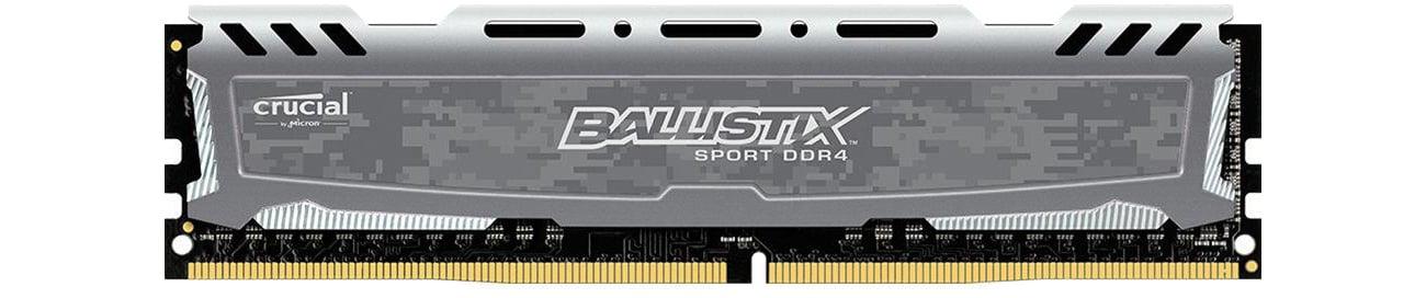 Pamięć RAM DDR4 Crucial 2400MHz Ballistix Sport 8GB