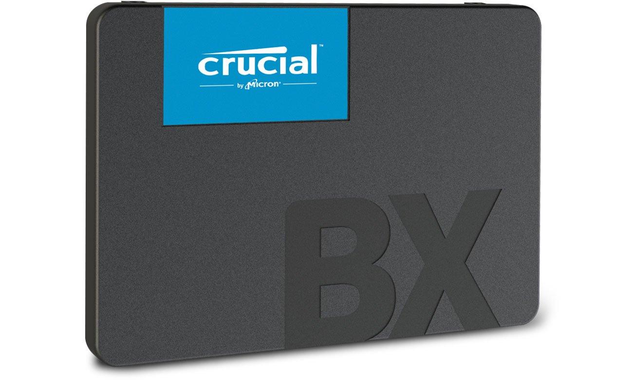 Dysk SSD Crucial 480GB 2,5'' SATA SSD BX500 CT480BX500SSD1